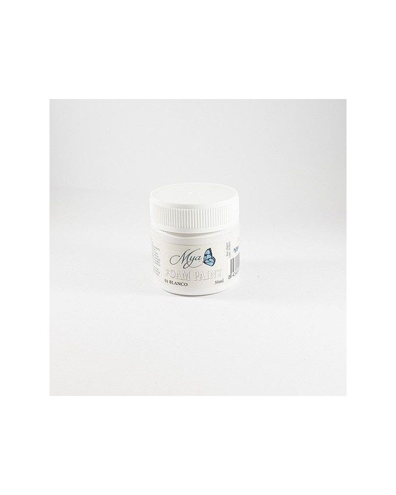 Foam Paint MYA 01 50ml Blanco