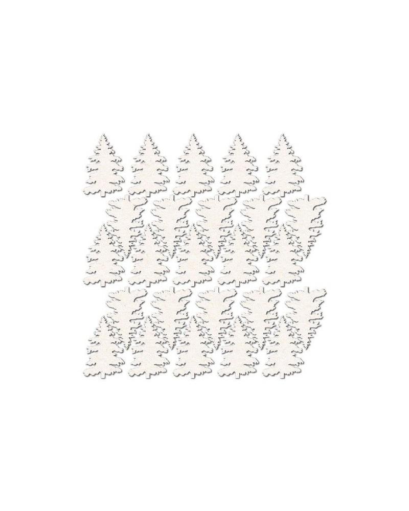 Set Siluetas Cartón 023 Calendario
