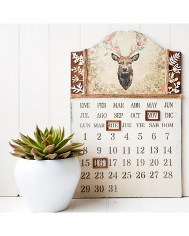 Kit DIY 002 Calendario Perpetuo 2
