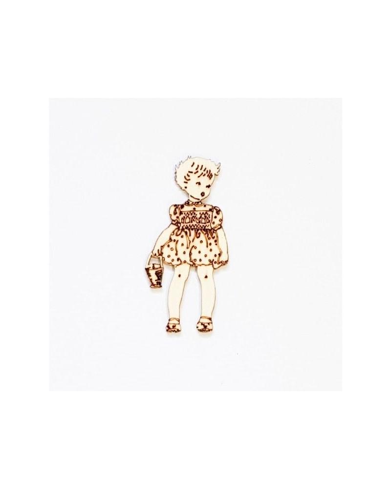 Silueta Figura 196 Bebé Aurora
