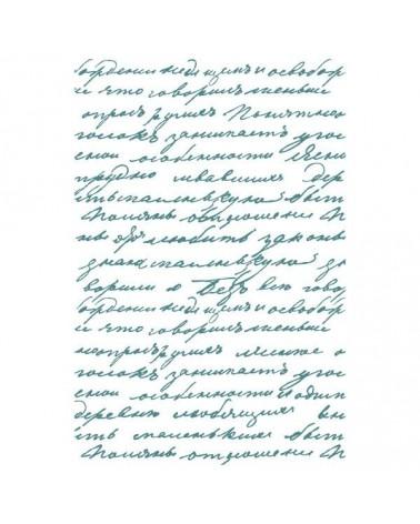 Sello Caucho Mya 0018 Manuscrito