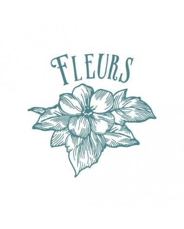 Sello Caucho Mya 0064 Fleurs
