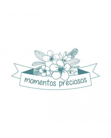 Sello Caucho Mya 0038 Cinta Momentos