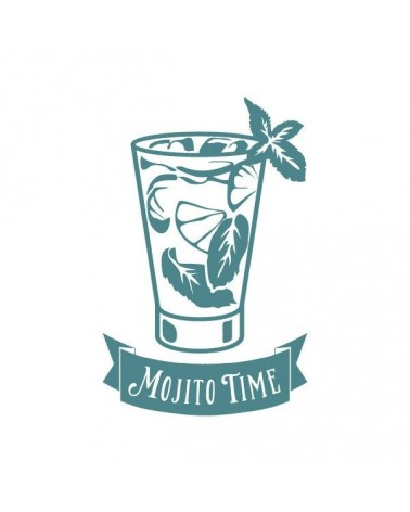 Sello Caucho Mya 0074 Mojito Time