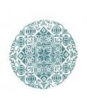 <h2><b>Sello Caucho Aurora Almunia 005 Rosetón</b></h2> <p>Tamaño (ancho x alto): 10 x 10 cm</p> <p>Disponible con mango de madera y soporte cling foam.</p> <p>Impresión de alta calidad ideal para mixmedia, tarjetería, scrapbook y trabajos creativos.</p> <p>Adicionalmente podemos realizar diseños personalizados o personalizar las dimensiones de nuestros sellos.</p>