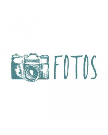 Sello Caucho Mya 0052 Cámara De Fotos