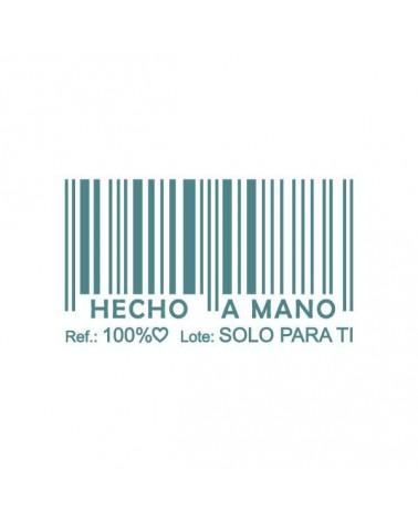 Sello Caucho Mya 0037 Hecho A Mano