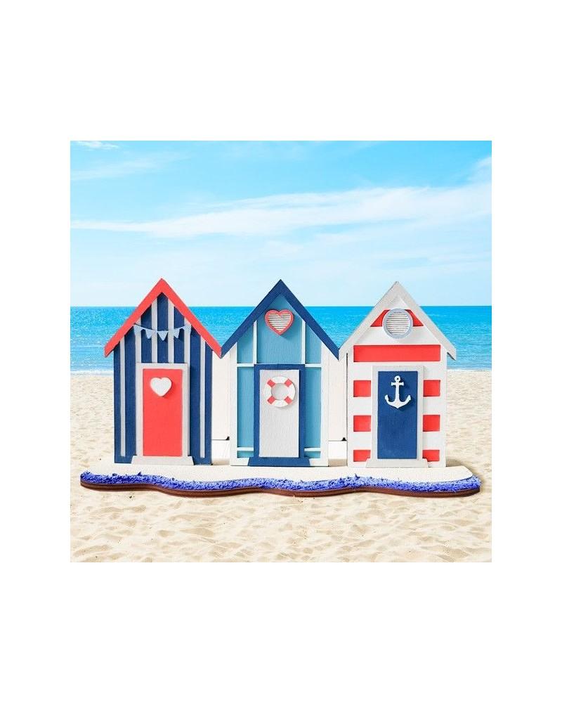 Kit DIY 006 Casas de playa
