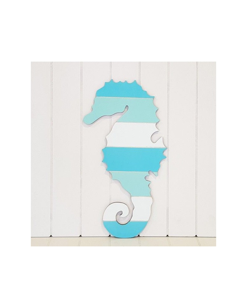 Wood Board 087 Seahorse