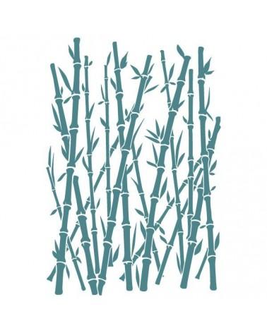 Sello Caucho Mya 0094 Bambú