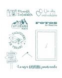 <h2><b>Sello Caucho Mya 0112 Set Viajes 9Un</b></h2> <p>Disponible con soporte cling foam.</p> <p>Impresión de alta calidad ideal para mixmedia, tarjetería, scrapbook y trabajos creativos.</p> <p>Adicionalmente podemos realizar diseños personalizados o personalizar las dimensiones de nuestros sellos.</p>