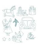 <h2><b>Sello Caucho Mya 0115 Set Navidad 10Un</b></h2> <p>Disponible con soporte cling foam.</p> <p>Impresión de alta calidad ideal para mixmedia, tarjetería, scrapbook y trabajos creativos.</p> <p>Adicionalmente podemos realizar diseños personalizados o personalizar las dimensiones de nuestros sellos.</p>