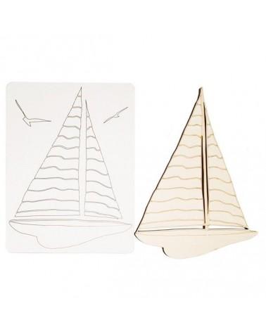 Kit DIY 020 Velero + cartón