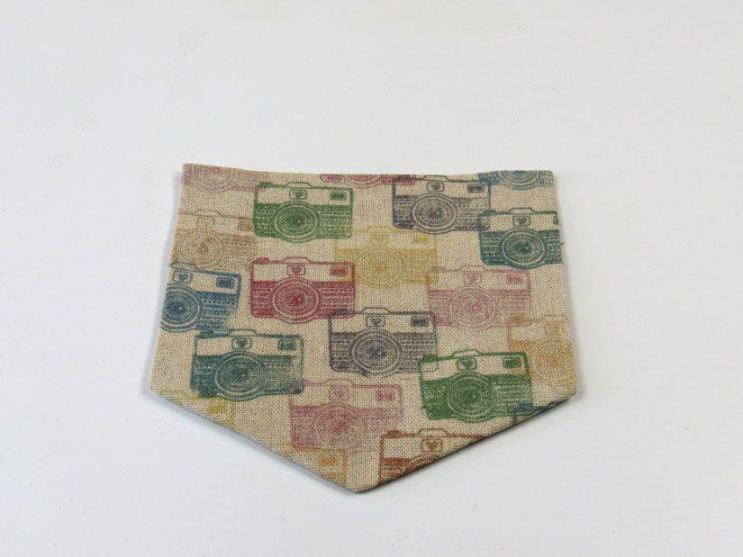 Impresión sobre tela de estampado con sello caucho Mya de TodoStencil