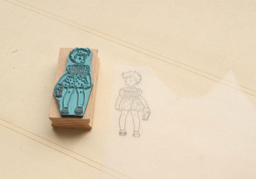 Tutorial libreta costura con la colección Entretela de Todo Stencil