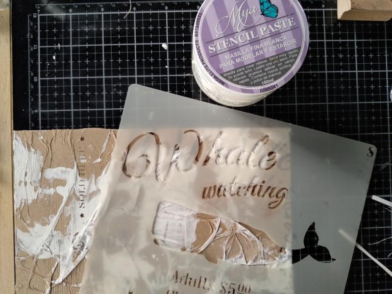tapa-album-forrada-papel-kraft-stencil-ballena