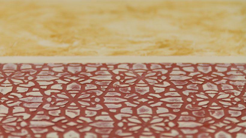 Taller de Pintura Decorativa - Textura 3