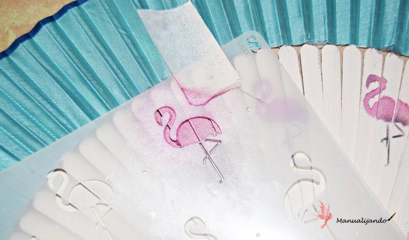todostencil markal chalk flamencos
