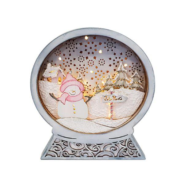 kit-diy-010-lampara-muñeco-nieve